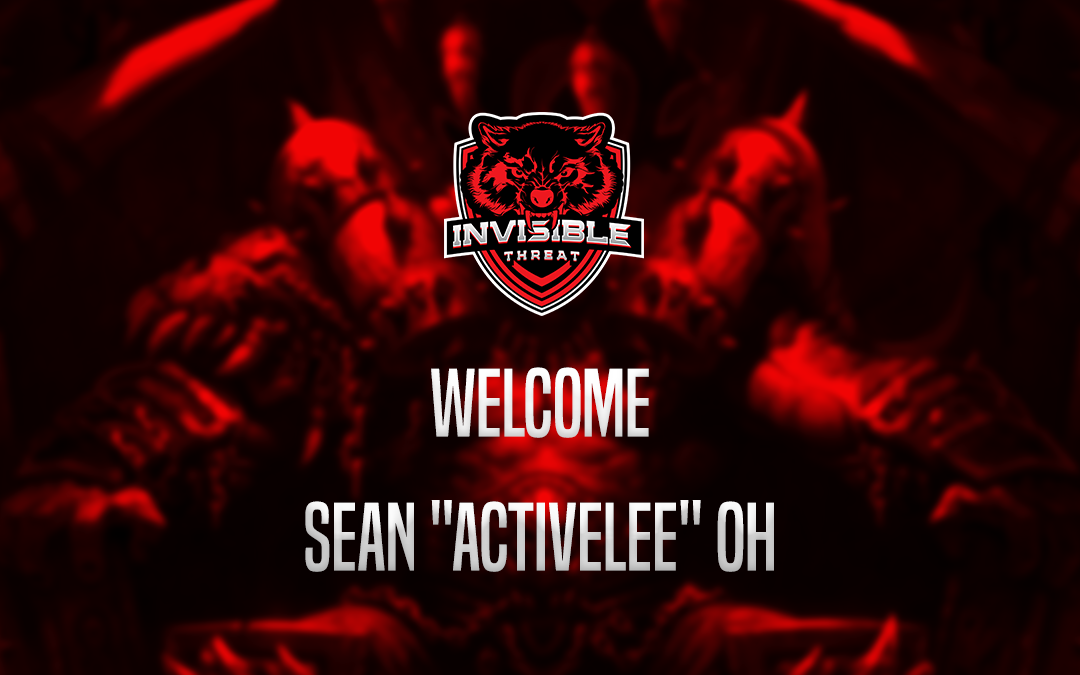 "Sean ""Activelee"" Oh  joins ITG Hearthstone Division"