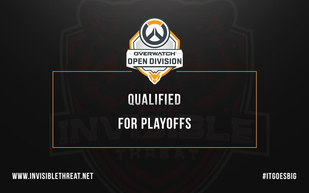 NA Overwatch Open Division – Playoffs